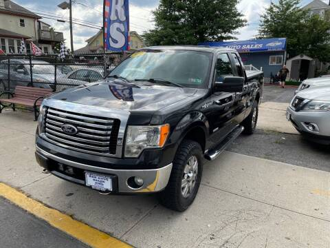 2012 Ford F-150 for sale at KBB Auto Sales in North Bergen NJ