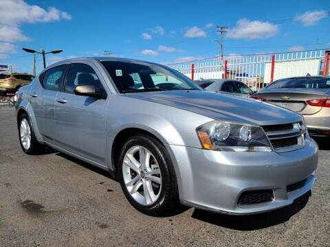2014 Dodge Avenger for sale at Julian Auto Sales, Inc. - Number 1 Car Company in Detroit MI