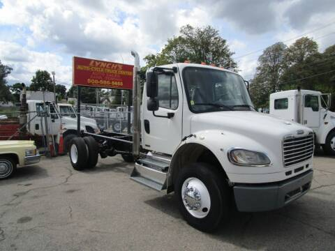 2011 Freightliner Business class M2 for sale at Lynch's Auto - Cycle - Truck Center in Brockton MA