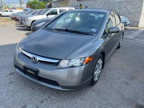 2008 Honda Civic for sale at MFT Auction in Lodi NJ