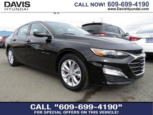 2019 Chevrolet Malibu for sale at Davis Hyundai in Ewing NJ