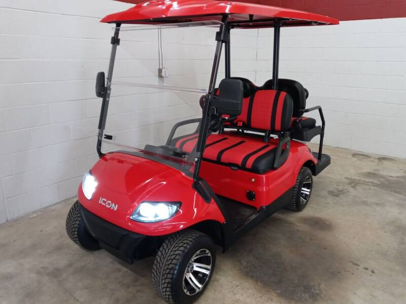 2021 ICON I40 for sale at Columbus Powersports - Golf Carts in Columbus OH