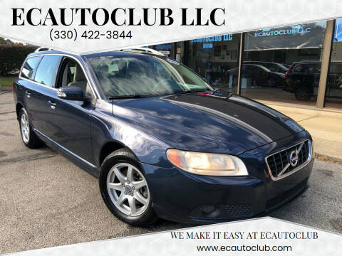 2010 Volvo V70 for sale at ECAUTOCLUB LLC in Kent OH