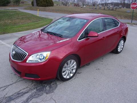 2016 Buick Verano for sale at Pyles Auto Sales in Kittanning PA
