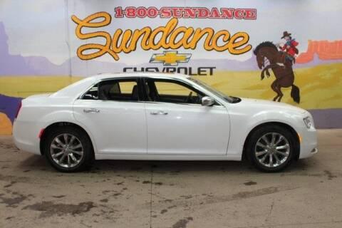 2015 Chrysler 300 for sale at Sundance Chevrolet in Grand Ledge MI