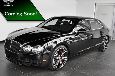 2017 Bentley Flying Spur for sale at Bespoke Motor Group in Jericho NY