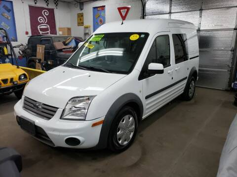 2012 Ford Transit Connect for sale at Devaney Auto Sales & Service in East Providence RI