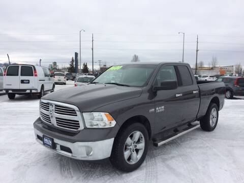 2015 RAM Ram Pickup 1500 for sale at Delta Car Connection LLC in Anchorage AK