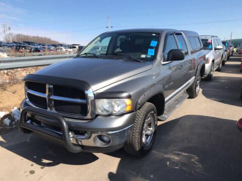 2005 Dodge Ram Pickup 1500 for sale at Kansas Car Finder in Valley Falls KS