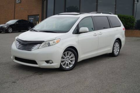 2011 Toyota Sienna for sale at Next Ride Motors in Nashville TN
