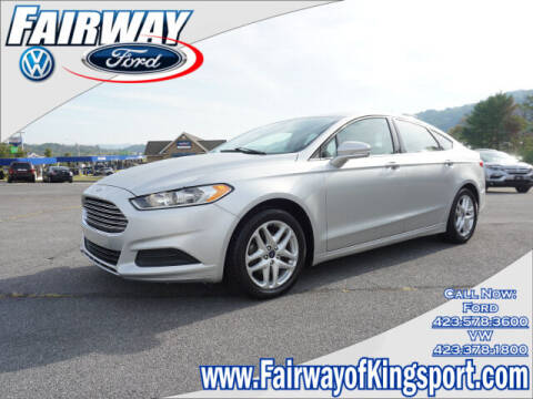 2014 Ford Fusion for sale at Fairway Volkswagen in Kingsport TN