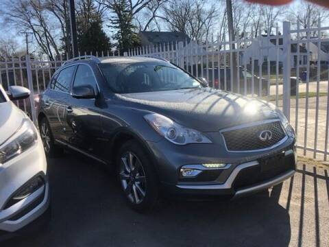 2016 Infiniti QX50 for sale at SOUTHFIELD QUALITY CARS in Detroit MI