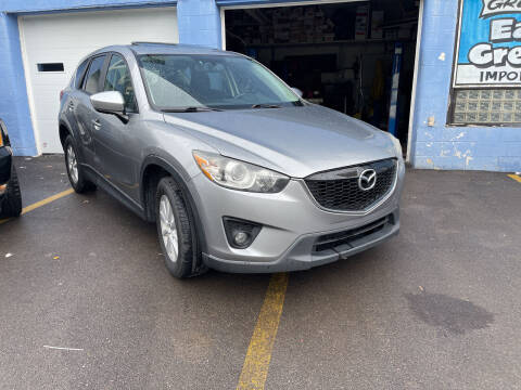 2013 Mazda CX-5 for sale at Ideal Cars in Hamilton OH