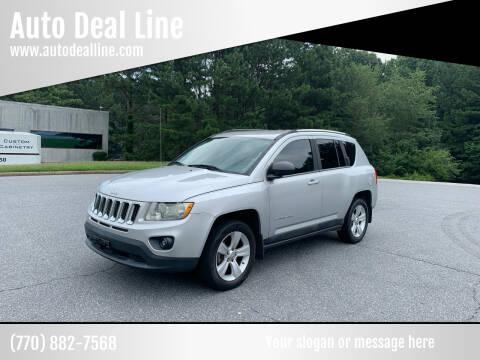 2011 Jeep Compass for sale at Auto Deal Line in Alpharetta GA