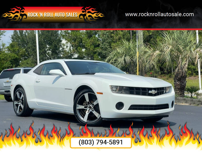 2010 Chevrolet Camaro for sale at Rock 'n Roll Auto Sales in West Columbia SC