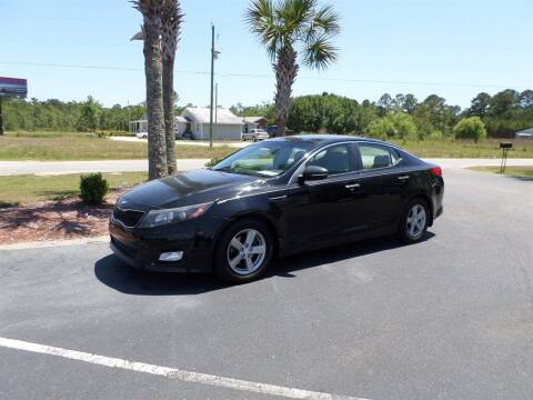 2014 Kia Optima for sale at First Choice Auto Inc in Little River SC