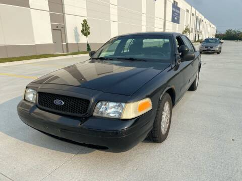 2007 Ford Crown Victoria for sale at Quality Auto Sales And Service Inc in Westchester IL