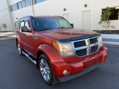 2009 Dodge Nitro for sale at Washington Auto Sales in Tacoma WA