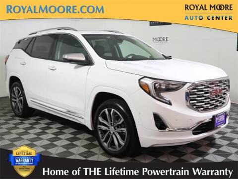 2020 GMC Terrain for sale at Royal Moore Custom Finance in Hillsboro OR