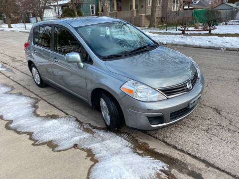 2012 Nissan Versa for sale at RIVER AUTO SALES CORP in Maywood IL