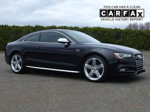 2014 Audi S5 for sale at Atlantic Car Company in East Windsor CT