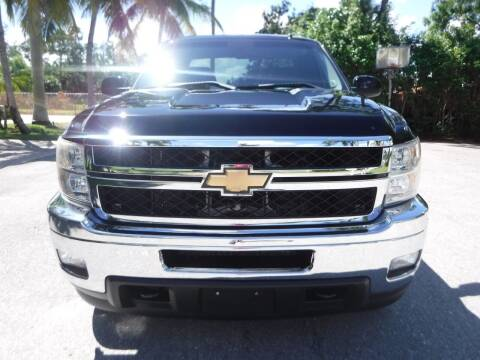 2011 Chevrolet Silverado 2500HD for sale at Seven Mile Motors, Inc. in Naples FL