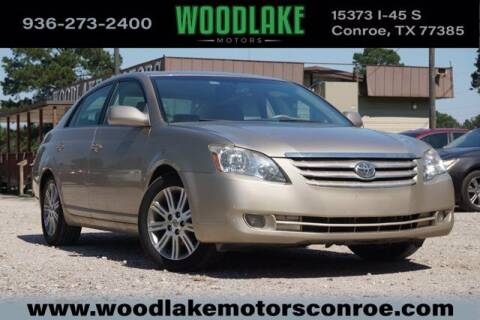 2007 Toyota Avalon for sale at WOODLAKE MOTORS in Conroe TX