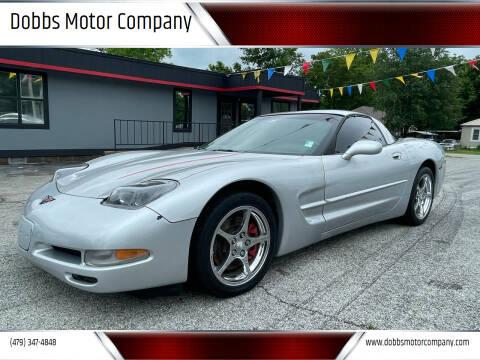 1998 Chevrolet Corvette for sale at Dobbs Motor Company in Springdale AR
