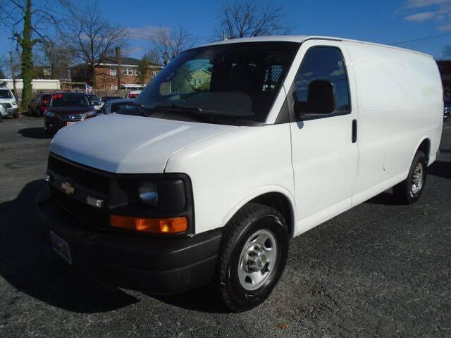 2011 Chevrolet Express Cargo for sale at International Motors in Laurel MD