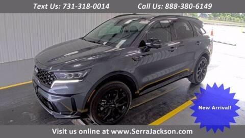 2021 Kia Sorento for sale at Serra Of Jackson in Jackson TN