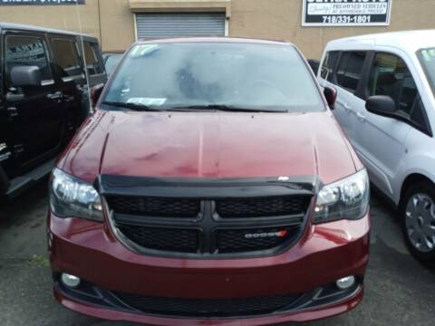 2017 Dodge Grand Caravan for sale at Ultra Auto Enterprise in Brooklyn NY