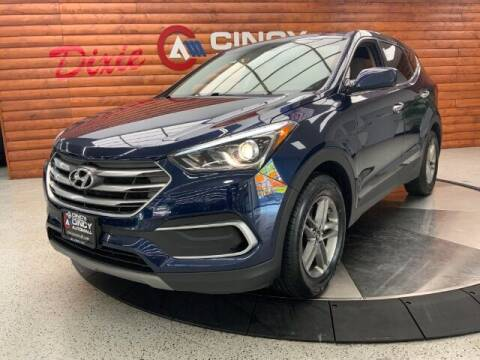 2018 Hyundai Santa Fe Sport for sale at Dixie Imports in Fairfield OH