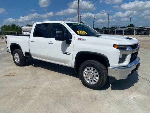 2020 Chevrolet Silverado 2500HD for sale at Bostick's Auto & Truck Sales LLC in Brownwood TX