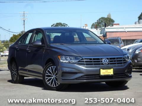 2019 Volkswagen Jetta for sale at AK Motors in Tacoma WA
