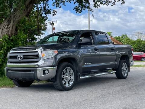 2015 Toyota Tundra for sale at Auto Direct of South Broward in Miramar FL