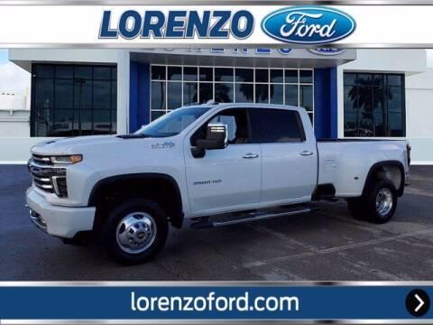2021 Chevrolet Silverado 3500HD for sale at Lorenzo Ford in Homestead FL