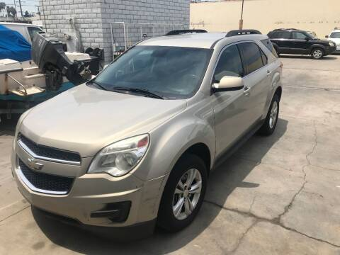 2012 Chevrolet Equinox for sale at OCEAN IMPORTS in Midway City CA