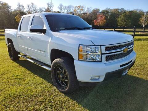 2013 Chevrolet Silverado 1500 for sale at Bratton Automotive Inc in Phenix City AL