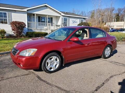 2003 Nissan Altima for sale at Paramount Motors in Taylor MI