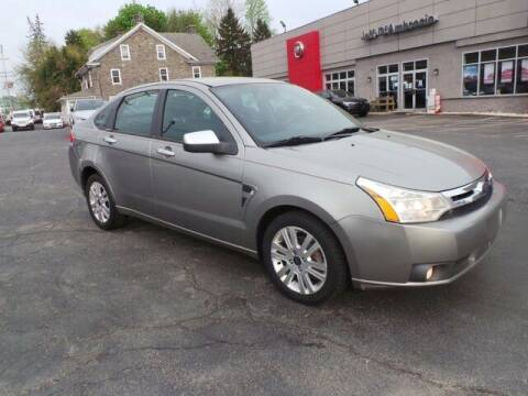 2008 Ford Focus for sale at Jeff D'Ambrosio Auto Group in Downingtown PA