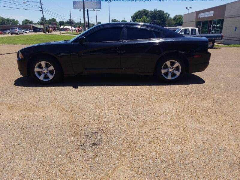 2014 Dodge Charger for sale at Frontline Auto Sales in Martin TN