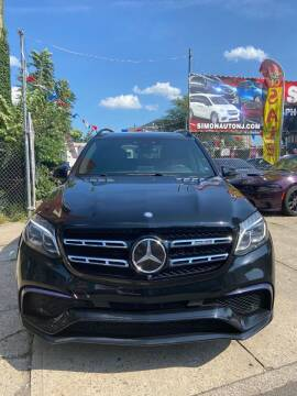 2017 Mercedes-Benz GLS for sale at Simon Auto Group in Newark NJ