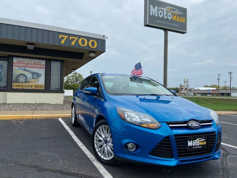 2014 Ford Focus for sale at MotoMaxx in Spring Lake Park MN