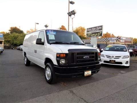 2011 Ford E-Series Cargo for sale at Save Auto Sales in Sacramento CA