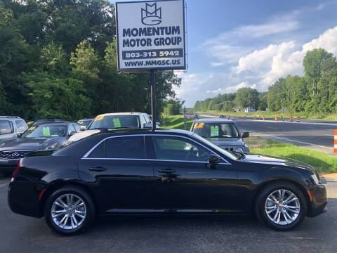 2016 Chrysler 300 for sale at Momentum Motor Group in Lancaster SC