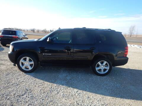2008 Chevrolet Tahoe for sale at All Terrain Sales in Eugene MO