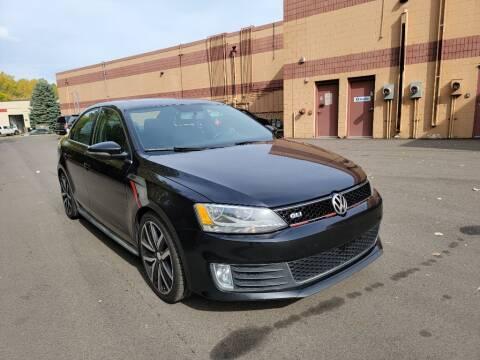 2012 Volkswagen Jetta for sale at Fleet Automotive LLC in Maplewood MN