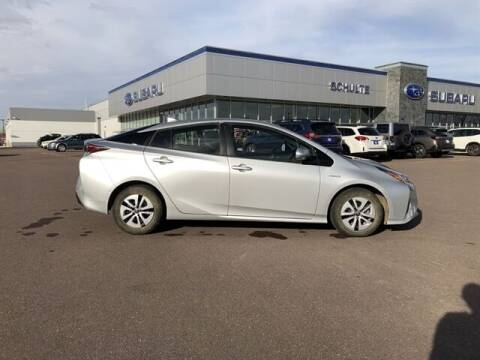 2017 Toyota Prius for sale at Schulte Subaru in Sioux Falls SD