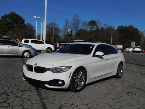 2017 BMW 4 Series for sale at Paniagua Auto Mall in Dalton GA