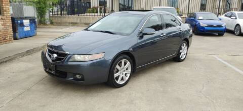 2004 Acura TSX for sale at CityWide Motors in Garland TX